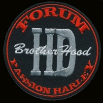 Ecusson Officiel du Forum Passion Harley